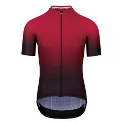 Assos MILLE GT c2 Shifter Vignaccia Red moška kolesarska majica