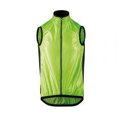 Assos Mille GT visibilityGreen moški kolesarski brezrokavnik