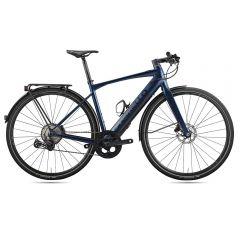 Pinarello NYTRO URBANIST Disc Blue Steel mestno električno kolo brez opreme