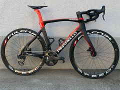 Pinarello DOGMA F12 Disk 2020 Super Record EPS Uranus Red 56