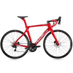 Pinarello PARIS Red DB 2021 105 R800 cestno kolo