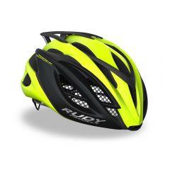 Rudy Project RACEMASTER kolesarska čelada neonsko rumena