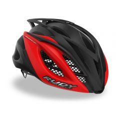 Rudy Project RACEMASTER kolesarska čelada rdeča
