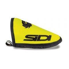 Sidi Toe Cover kolesarski naprstniki neonsko rumeni