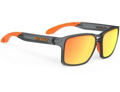 Rudy Project SPINAIR 57 frozen ash Multilaser Orange
