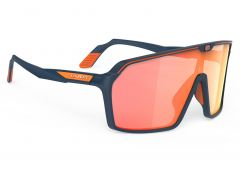 Rudy Project SPINSHIELD navy Multilaser Orange