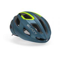 Rudy Project STRYM kolesarska čelada modra/zelena