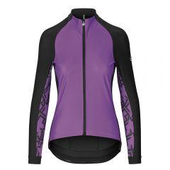 Assos UMA GT Spring/Fall venusViolet ženska kolesarska jakna