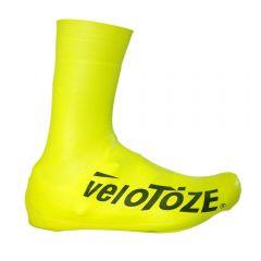 VELOTOZE Tall neonsko rumene kolesarske galoše