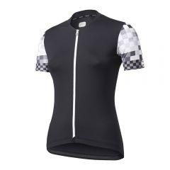 Dotout LIVE ženska kolesarska majica črna