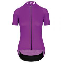 Assos UMA GT c2 venusViolet ženska kolesarska majica vijolična