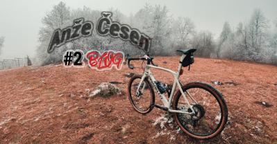 Kolesarski Blog | Anže Česen | Prva vožnja | #2